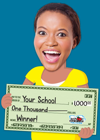Win $1000 For Your Classroom